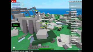 Roblox Natural Disaster Survival W/ Penguin How To Survive An Earthquake