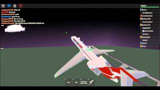 Roblox Qantaslink 717 Flight (part1)