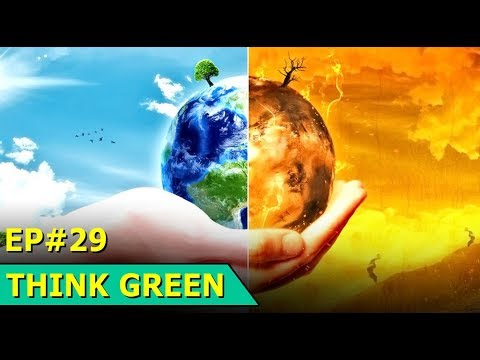 Climate Change | Friends Of The Earth | Tribal Island | Eco-Village | Think Green : Episode 29