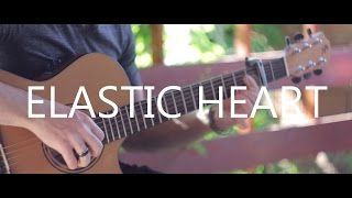 Elastic Heart - Sia (fingerstyle guitar cover by Peter Gergely) Mp3