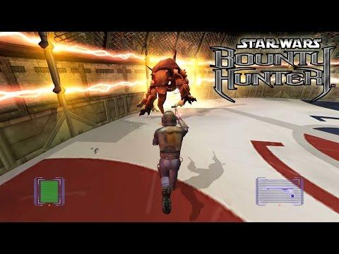 [60 FPS] Dolphin Emulator 5.0-2569 - Star Wars: Bounty Hunter [1080p] - Nintendo GameCube - 동영상