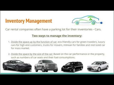 Tactical Revenue Management- Car Rental Industry