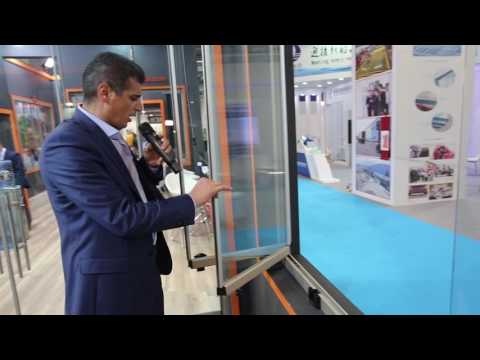 Glass Balcony - Folding System Pro Kupa 3