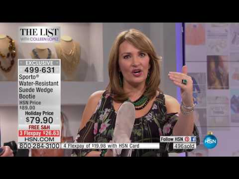 HSN | The List with Colleen Lopez 10.20.2016 - 10 PM