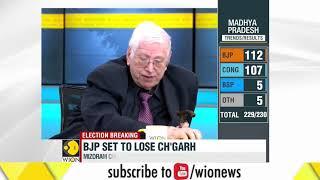 Congress in Rajasthan, Chhattisgarh, TRS in Telangana, MP on knife edge