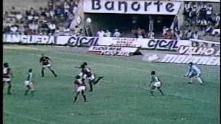 INESQUECIVEL - 1985 Atetico-GO 1 x 1 Goias na decisão do Goiano