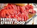 Japanese Festival STREET FOOD | Kawasaki, Kanagawa Prefecture