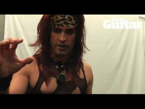 Steel Panther: Five Tips For 'Sexualising' Your Live Show