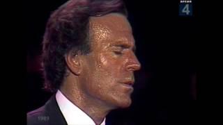 Julio Iglesias - Momentos, Abrazame, Hey [Live in Moscow, 1989] (HD)
