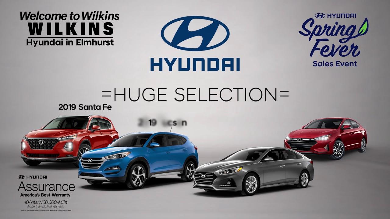 Wilkins Hyundai Best Dealership Near Chicago Il