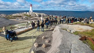 Canadian jewel Peggys Cove gets accessible viewing platform