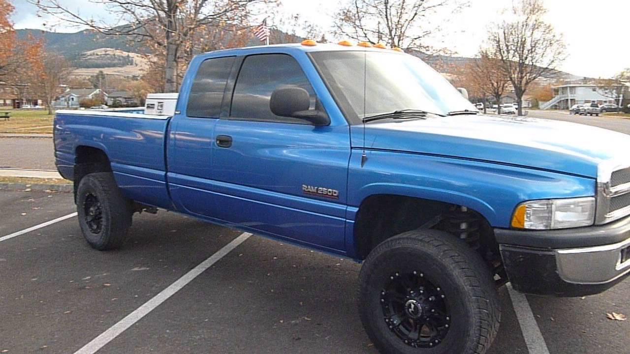 Maxresdefault on 1997 Dodge Ram 1500 Blue
