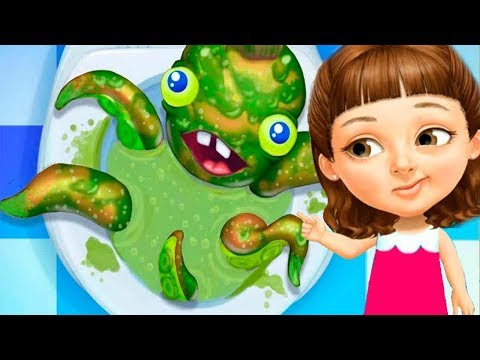 Fun Girl Care Kids Games - Sweet Baby Girl Cleanup 5 - Messy House Makeover Cleaning Games For Girls