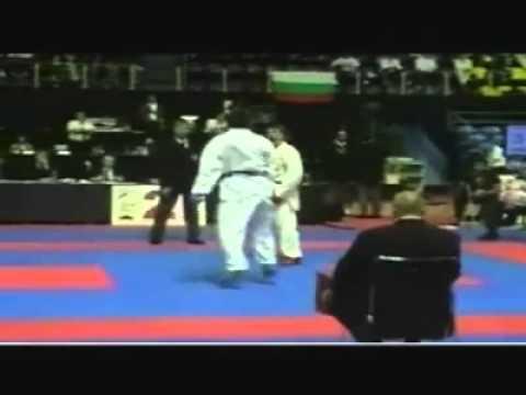 The Best Of Albanian Karate Champion- A.Hadribeaj