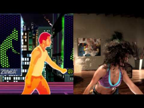 Zumba Fitness para Wii, PS3 y Xbox 360