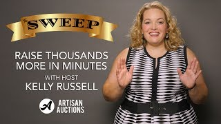 Benefit Gala Tutorial | Raise Thousands In Minutes With The Sweep