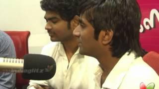 Simbu, Varalakshmi, Dharan @ Podaa Podi single song launch