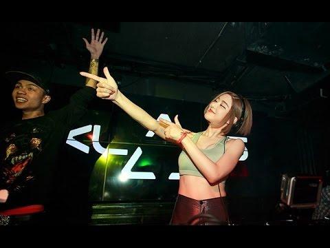 DJ Soda Sexy and Beautiful in Zouk KL Malaysia
