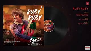 Ruby Ruby | Sanju Movie | whatsapp status song | Ranbir kapoor | Ar Rahaman | Rajkumar Hirani |