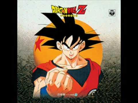 DRAGON BALL Z OST 5 KYOUFU NO GINYU TOKUSENTAI