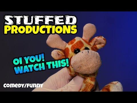 BONGANI WANTS YOU TO LIKE & SUBSCRIBE!! - Funny Stuffed Animal Videos