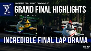 Incredible Final Lap Drama - GT Sport Nations Cup Highlights: Tokyo