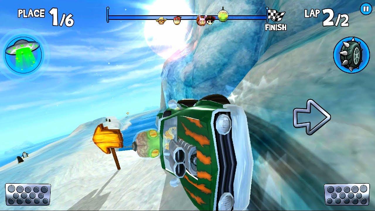 Lightning Championship | Beach Buggy Racing