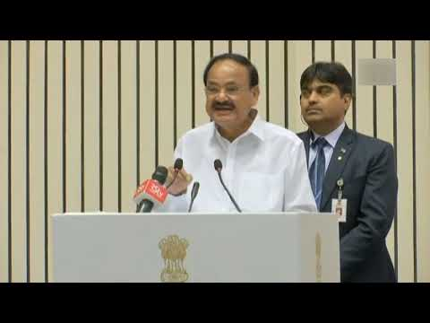 Decline in quality of public discourse unfortunate: Venkaiah Naidu Mp3