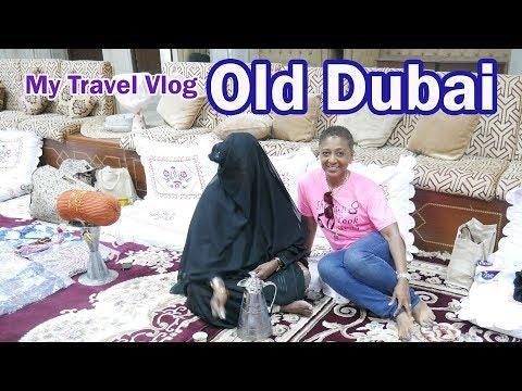 DUBAI TRAVEL VLOG – Old Dubai Tour / TV Blake Review