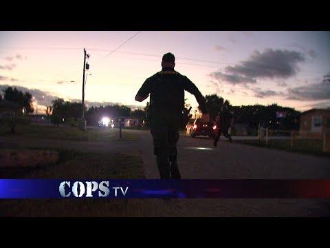 On the Dean's List, Show 3001, COPS TV SHOW