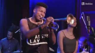 Christian Scott aTunde Adjuah - New Heroes (The Checkout - Live at Berklee)