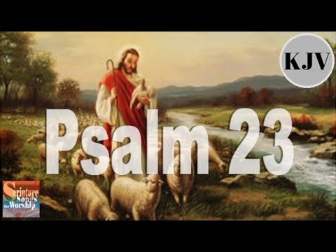 Psalm 23 Song The LORD is My Shepherd Esther MuiRebekah Mui Christian Praise Worship