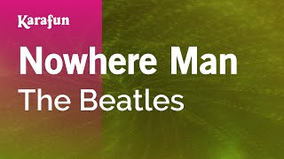 Karaoke Nowhere Man - The Beatles *