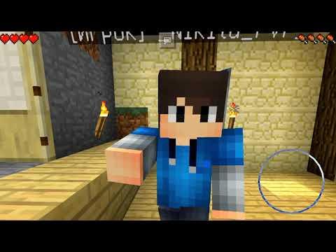 ПАРЕНЬ ХОЧЕТ СО МНОЙ **** (Анти-Грифер Шоу Minecraft PE) как пройти майнкрафт с грифером