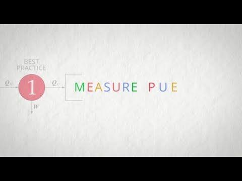 Google Data Center Efficiency Best Practices. Part 1 - Intro & Measuring PUE