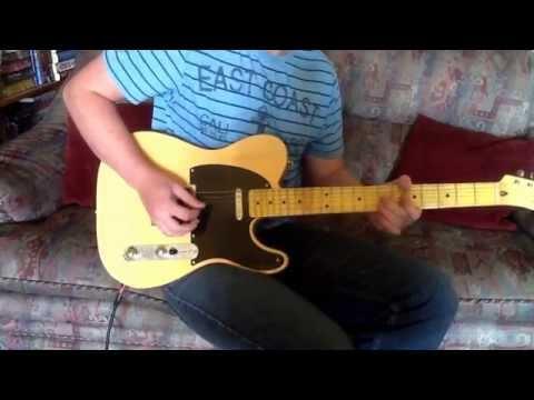 Hank Marvin Style Guitar Riff
