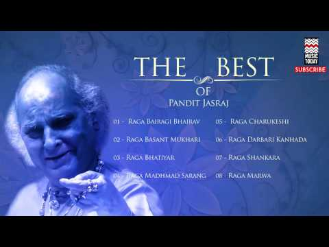 The Best Of Pandit Jasraj | Audio Jukebox | Vocal | Classical
