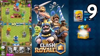 Clash Royale - I GOT BARBARIAN + FARMING TROPHIES!