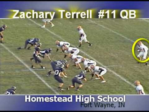 2009 Zach Terrell Highlights by Championship Grade Video