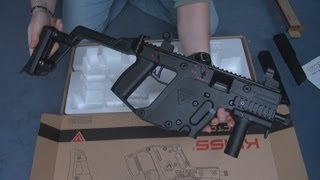 (Airsoft) Unboxing the KRISS Vector KWA - KhanSeb