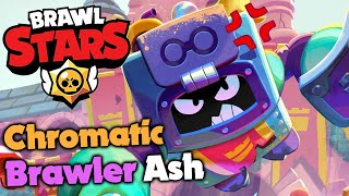 Brawl Stars - Finally Ash in Action - Gameplay Walkthrough(iOS, Android) - Part 105
