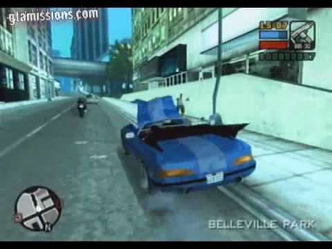 GTA: Liberty City Stories - 64 - Stop the Press