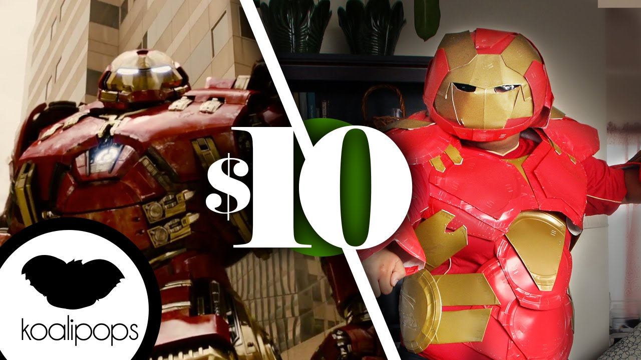 Avengers age of ultron the hulk buster 10 costume how to avengers age of ultron the hulk buster 10 costume how to youtube solutioingenieria Image collections