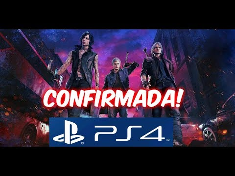 DEMO DE DEVIL MAY CRY 5 EN PS4 CONFIRMADA! thumbnail