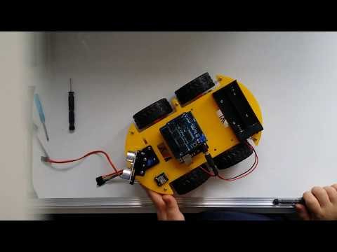 Smart Car Kit Part 1 - Assembly