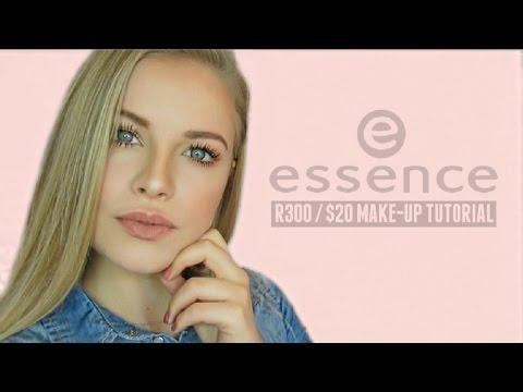 Essence Budget Makeup Tutorial Under