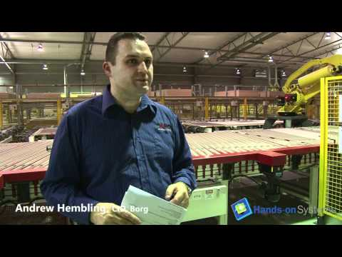 Borg Manufacturing Choose Microsoft Dynamics AX2012 ERP
