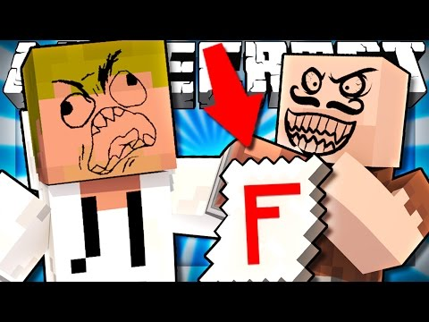 Thumbnail: If You Had to Go to School in Minecraft