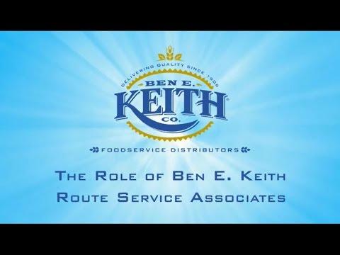 Ben E  Keith Driver