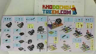 Hướng dẫn lắp ráp Lepin 01045 Lego Friends 41101 Heartlake Grand Hotel giá cực chất
